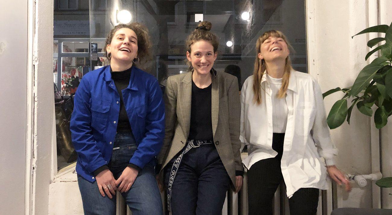 Kleiderei Radio w/ Amelie Liebst, Anna Burst & Lena Schröder (February 2020)
