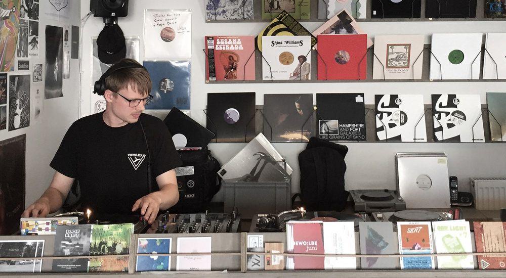 Topic Drift Radio w/ Vincent Grabowski (June 2017)