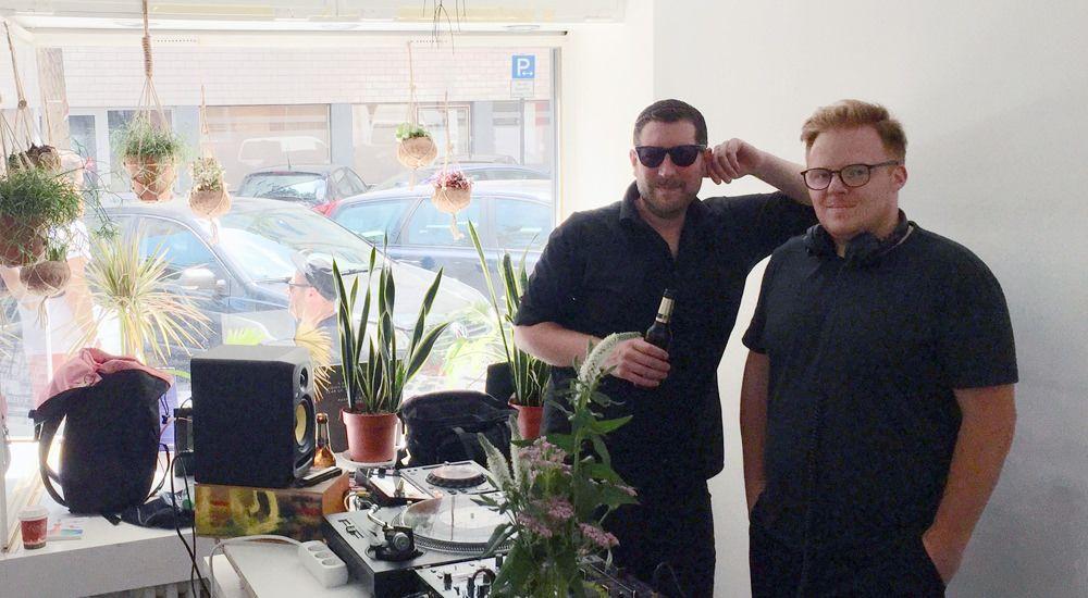 Noorden w/ Alex Ketzer & Martin Schmitz - dublab Popup Radio (July 2017)
