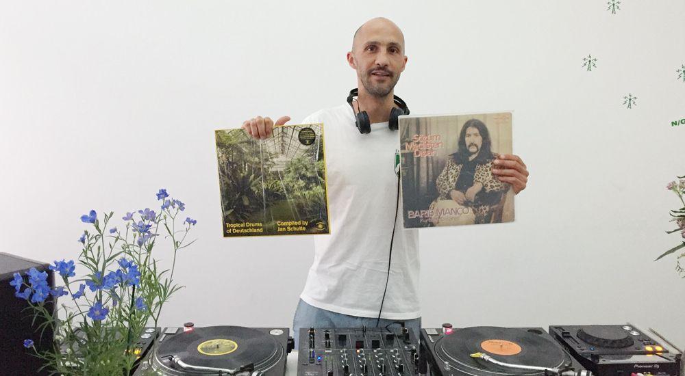 Burakete - dublab Popup Radio (July 2017)