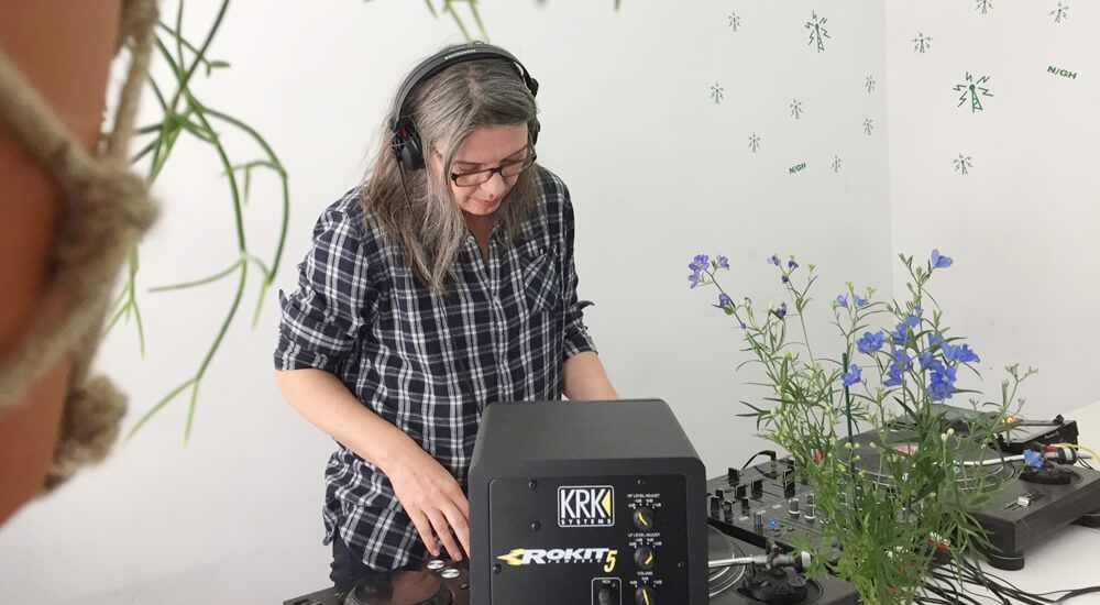 Waltraud Blischke - dublab Popup Radio (July 2017)