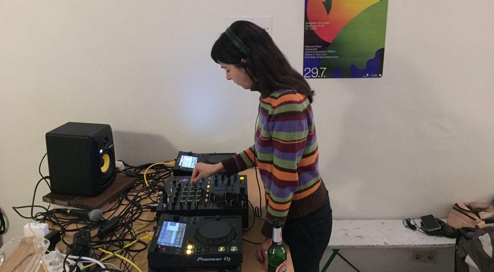 dublab Session w/ Sarah San