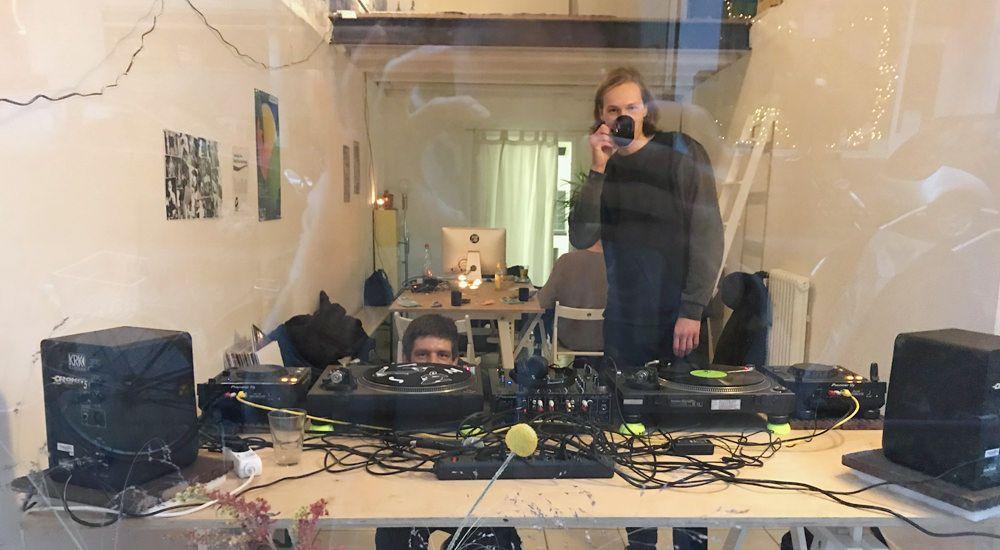 dublab Session w/ Oswin & Joscha Creutzfeldt