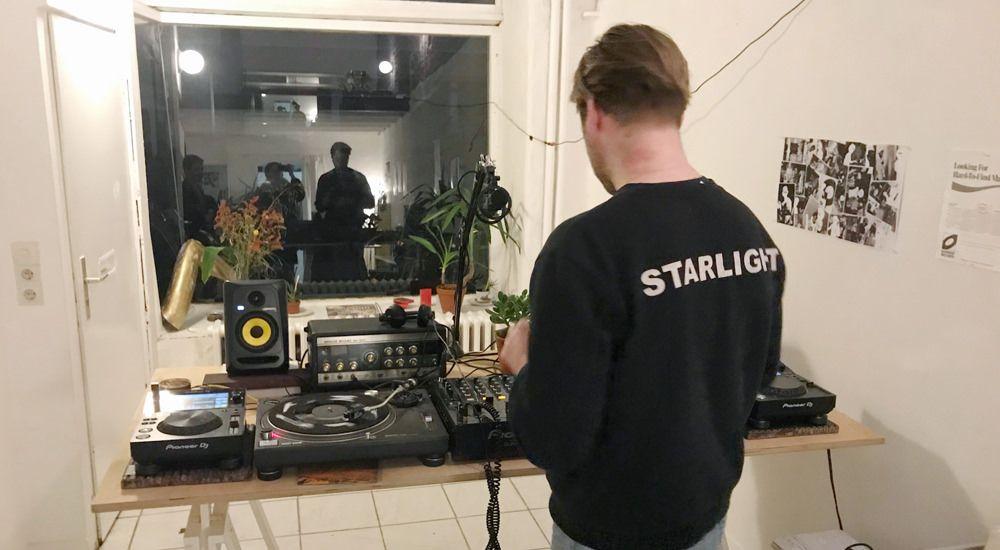 dublab Session w/ Captain Starlight