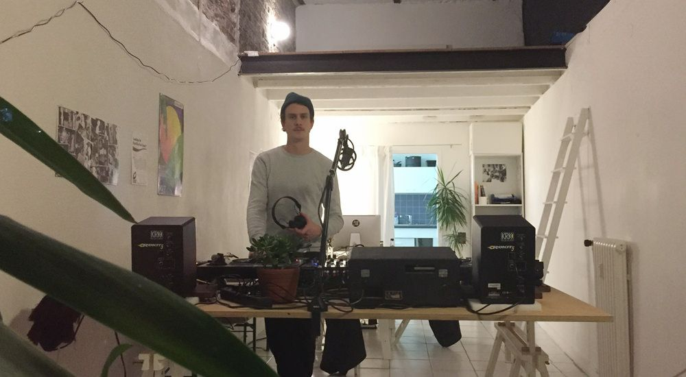 dublab Session w/ Lucas Croon
