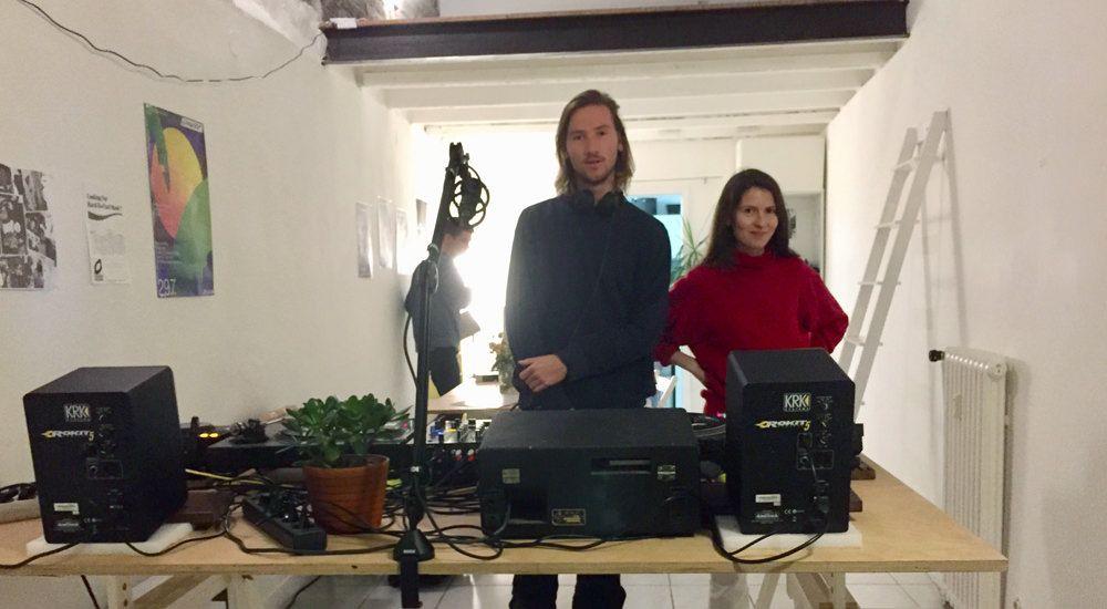 RDK Island w/ Lo-Will & Lisa Smirnova (January 2018)