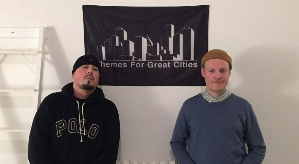 Themes For Great Cities Radioshow w/ Rearview Radio & Mellotron Harkonnen