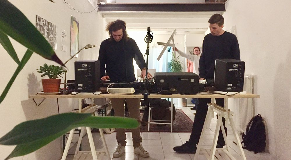dublab Session w/ Max Scholpp & Christian Gerth