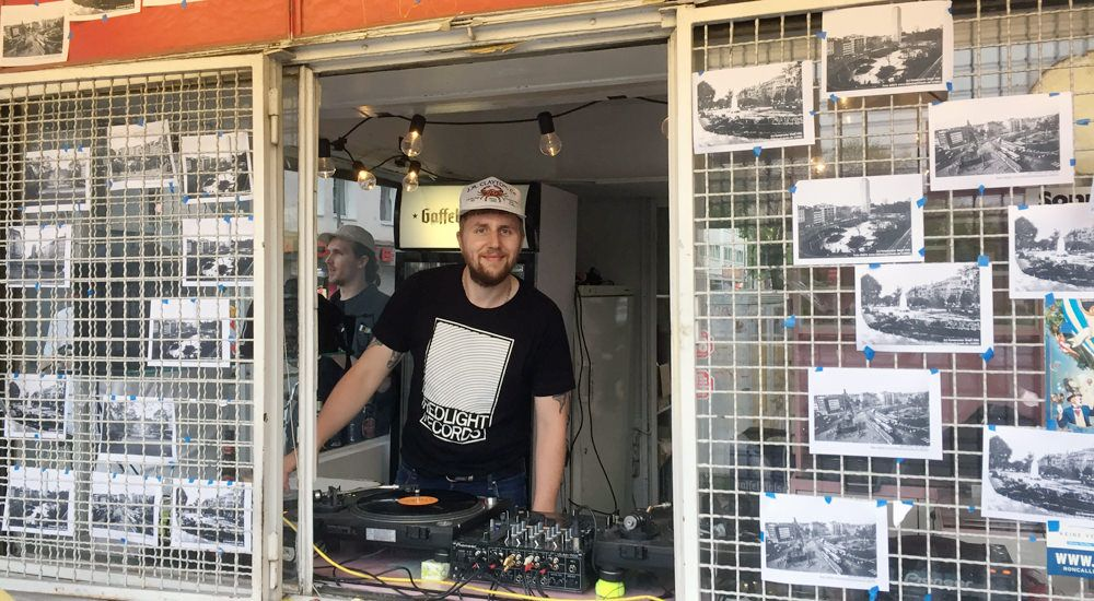 dublab Büdchenradio w/ Niklas Wandt
