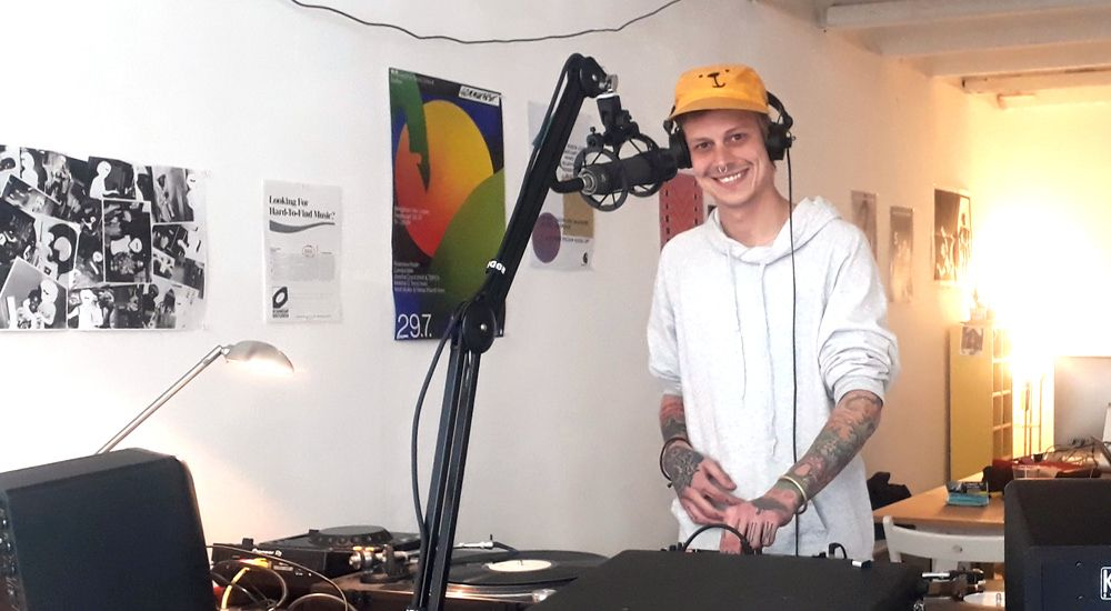 dublab Session w/ DJ Kiosk