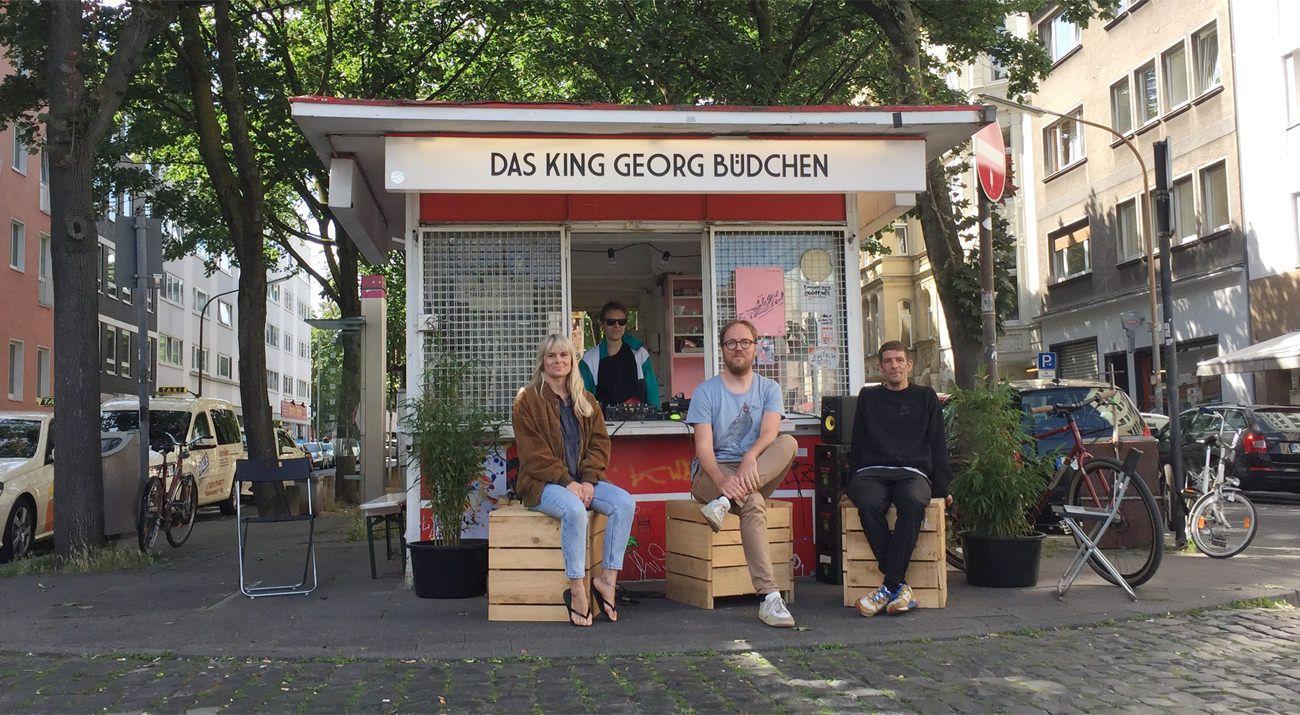 dublab Dialog - Tag Des Guten Lebens w/ Aileen Berghold & Martin Herrndorf (June 2018)
