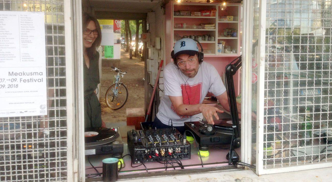 dublab Büdchenradio w/ C. A. Ramirez