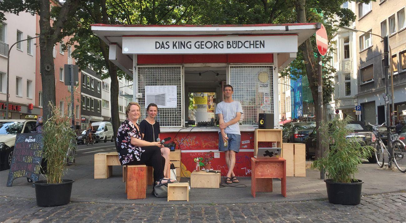 dublab Dialog - Building Common Space w/ Anna Marijke Weber & Hanna Hinrichs (July 2018)