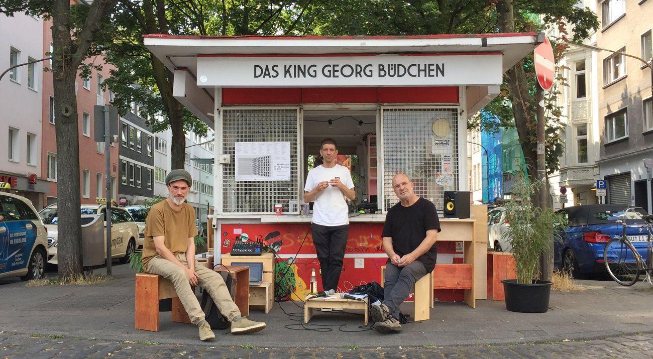 dublab Dialog - Wasser Marsch w/ Grischa Göddertz, Stefanie Klingemann & Thomas Kahlix