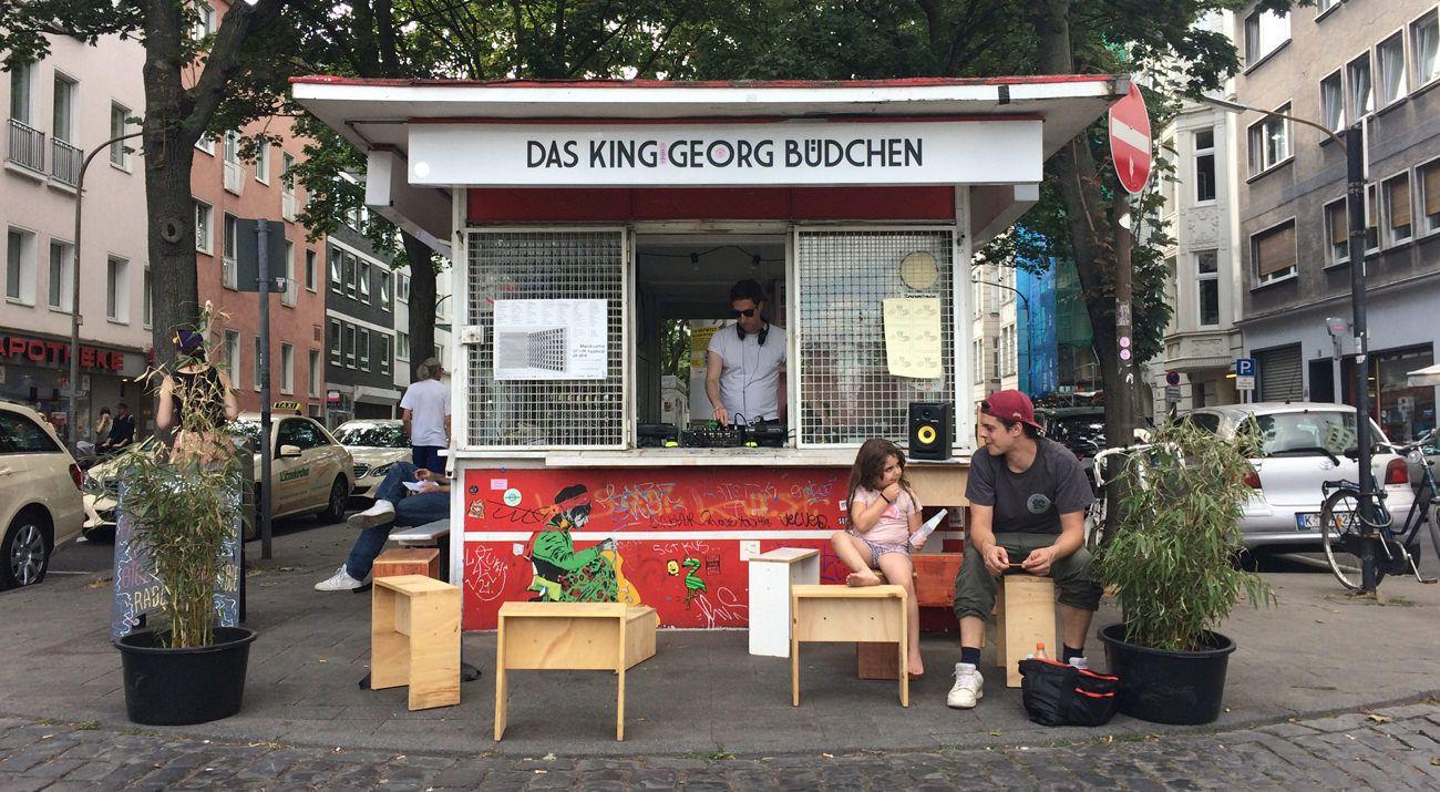 dublab Büdchenradio w/ Inge (Camp Inc.)