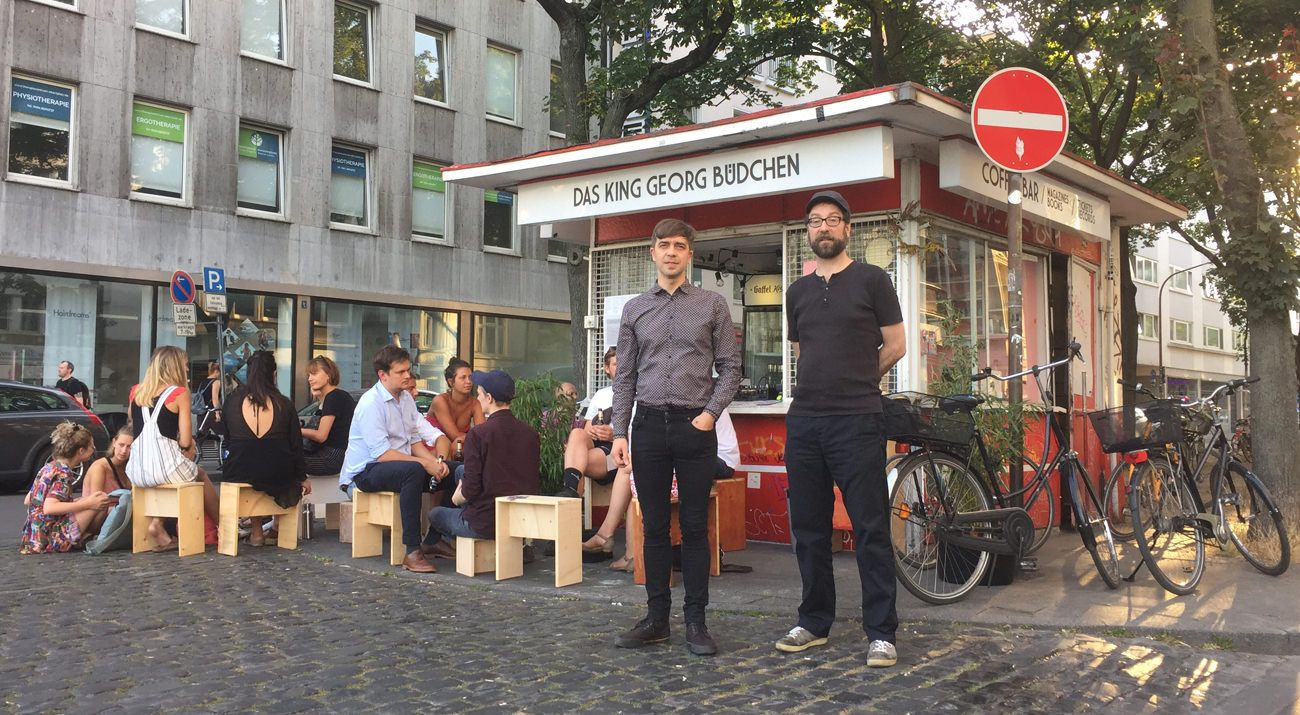 a-Musik Radio w/ Wolfgang Brauneis & Frank Dommert (July 2018)