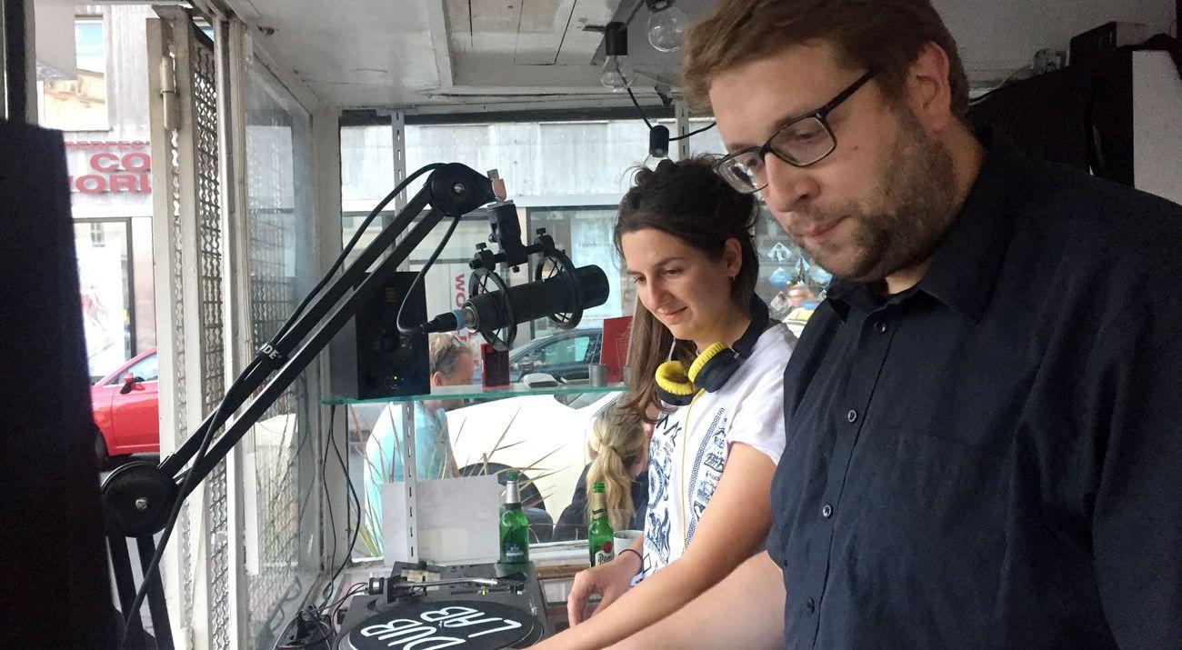 Ana Ott Radio w/ Felix & Elisa (August 2018)