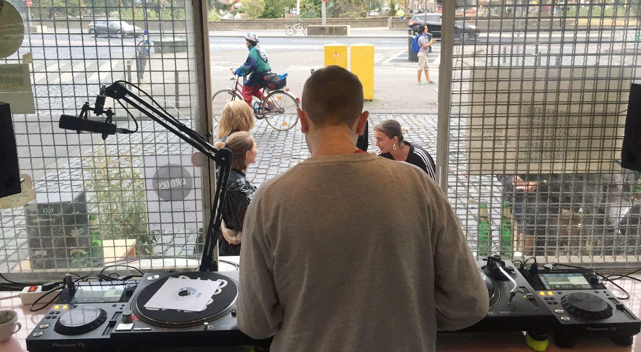 dublab Büdchenradio w/ DJ Brom