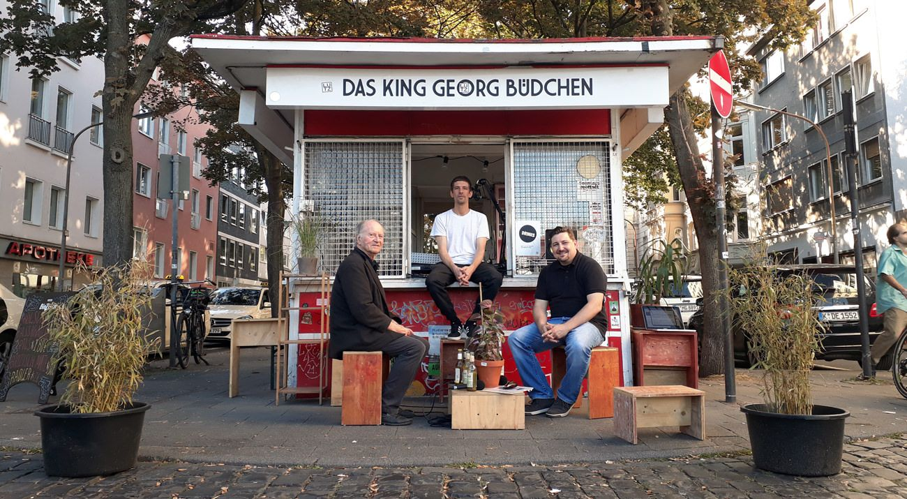dublab Dialog - In Between w/ Christian Schaller & Johannes Geyer (September 2018)
