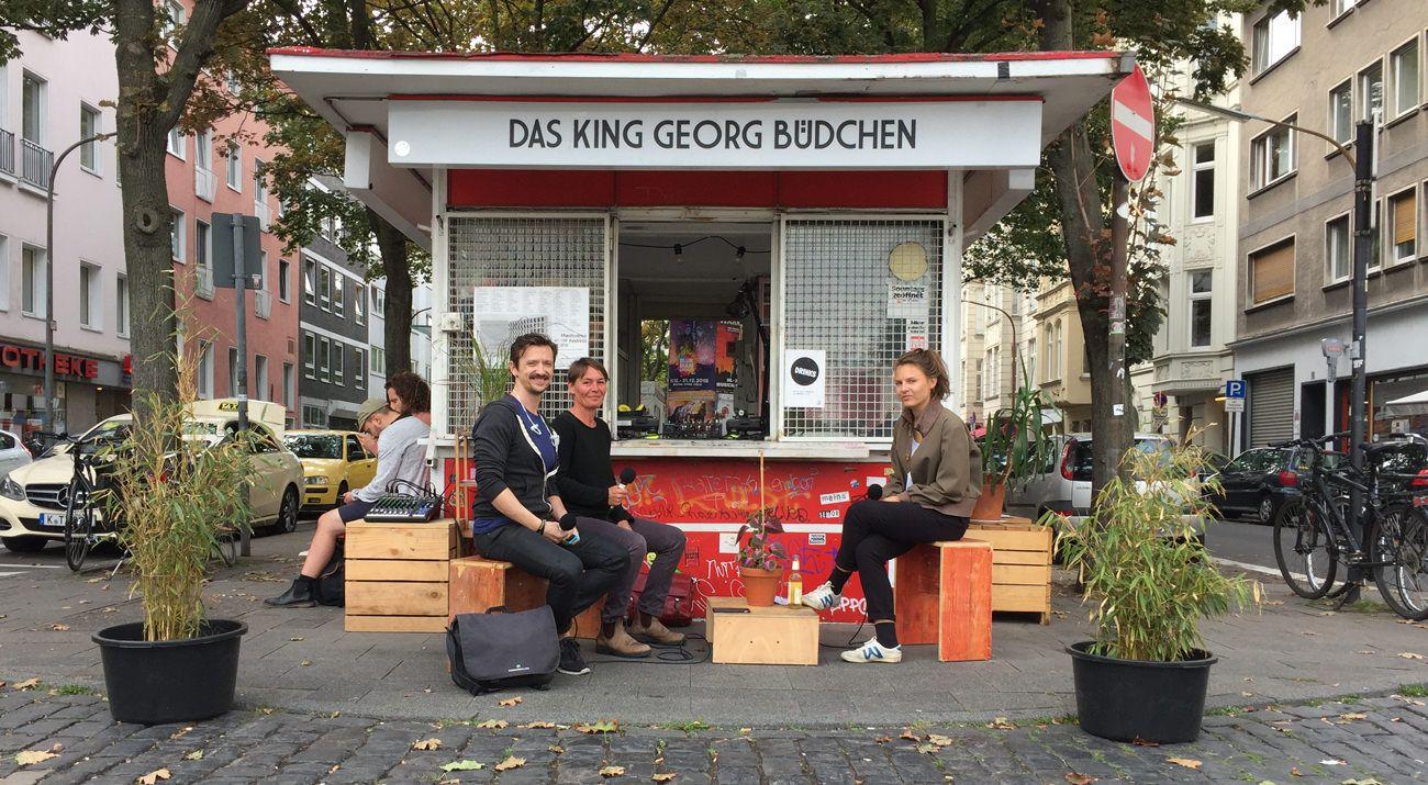 dublab Dialog - Platznehmen w/ Marco Malavasi & Doris Hohmann (September 2018)