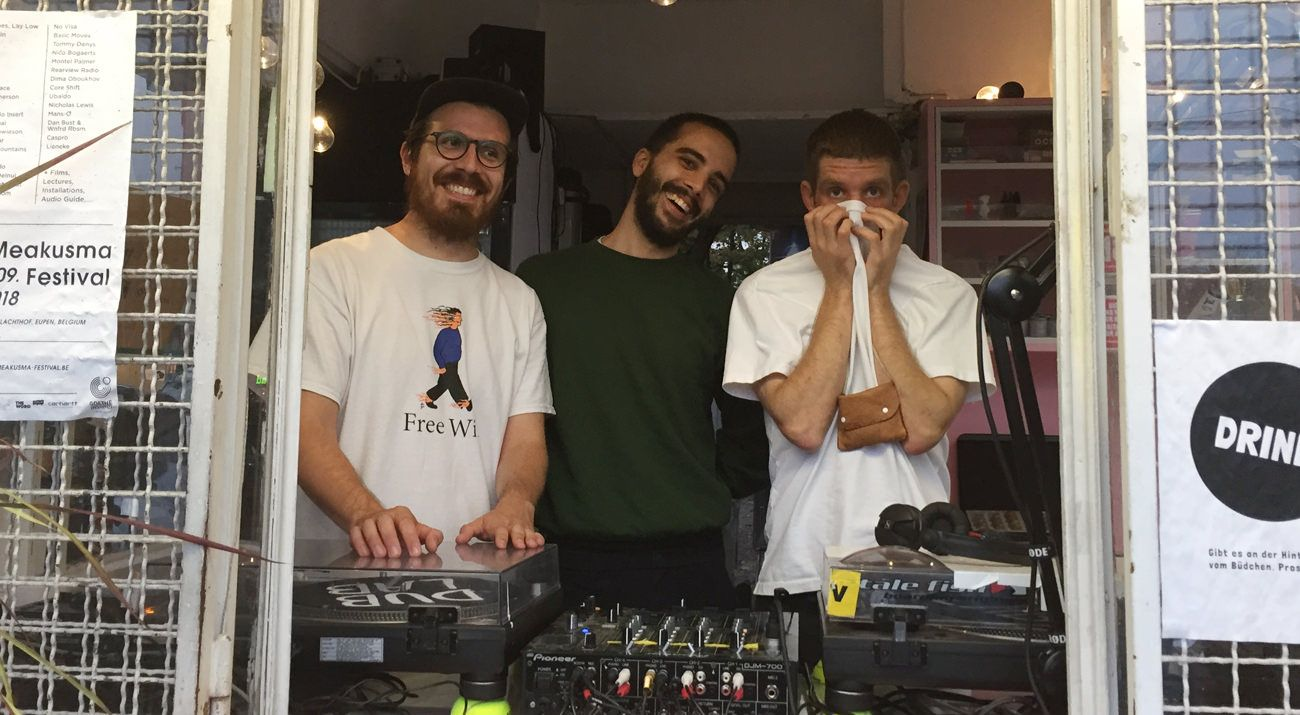 dublab Büdchenradio w/ Cosmic D'Alessandro, Joscha Creutzfeldt & Mans-O