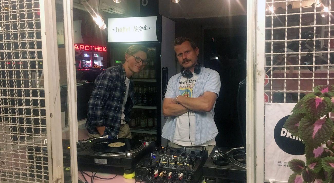 dublab Büdchenradio w/ Lorenzo Merluzzo