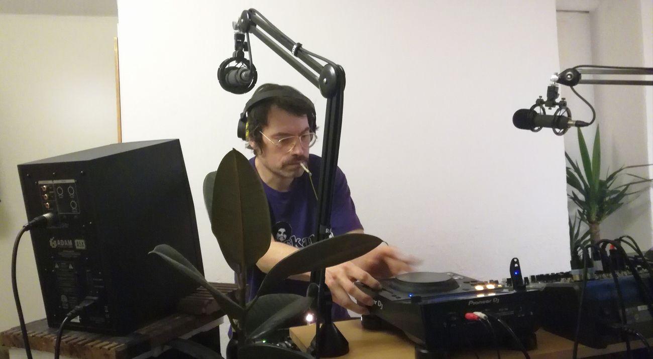 Müstique Frequencies w/ C. A. Ramirez (January 2019)