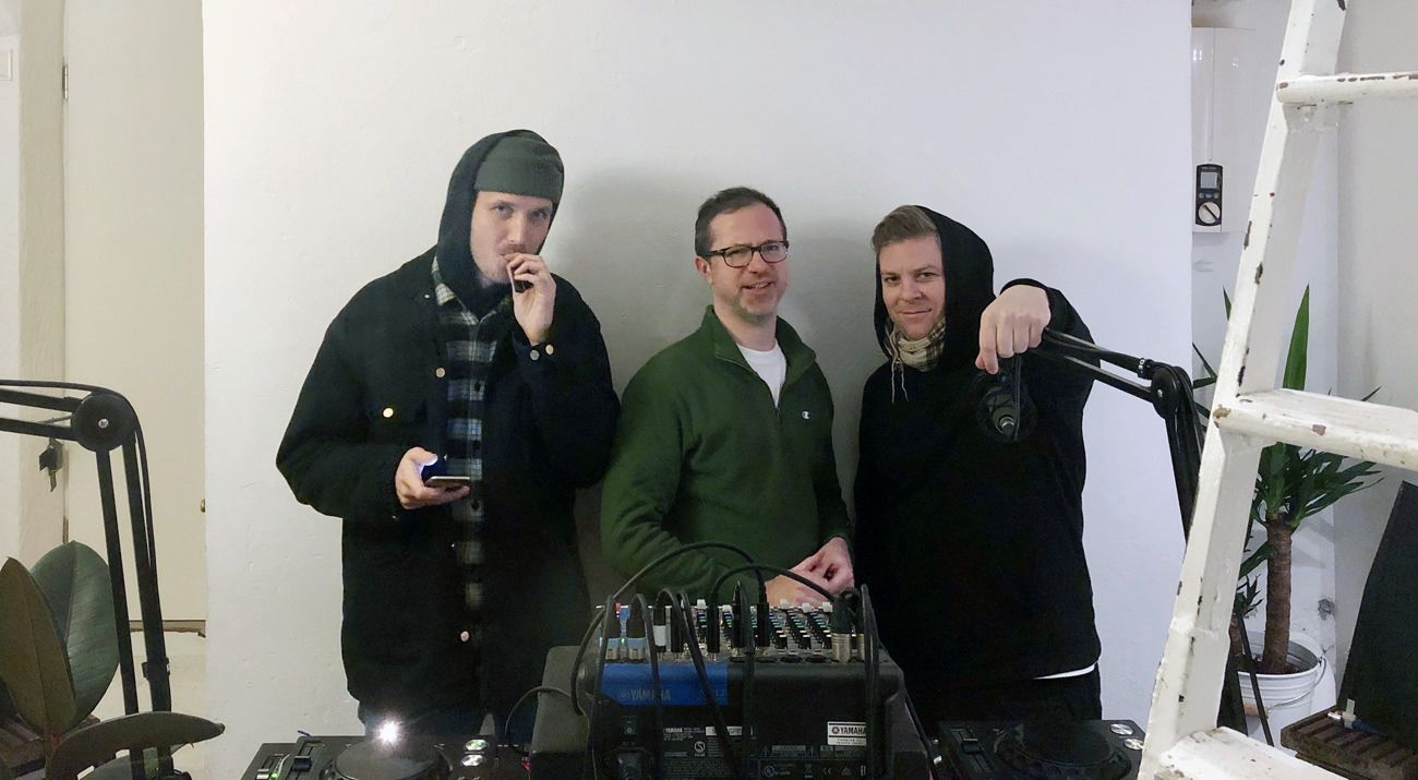 Planet Rescue w/ Jah Beers, Fizzy Veins & Macca T (January 2019)