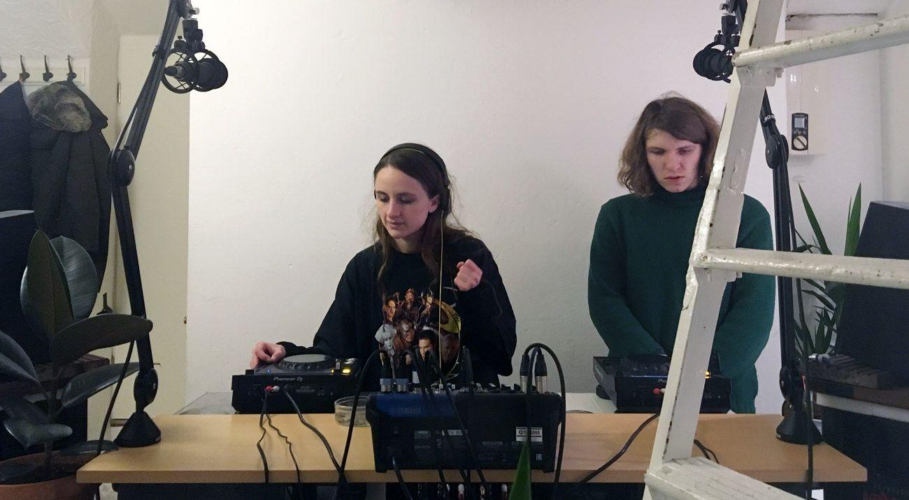 dublab Session w/ Swan Meat & DJ Heroin