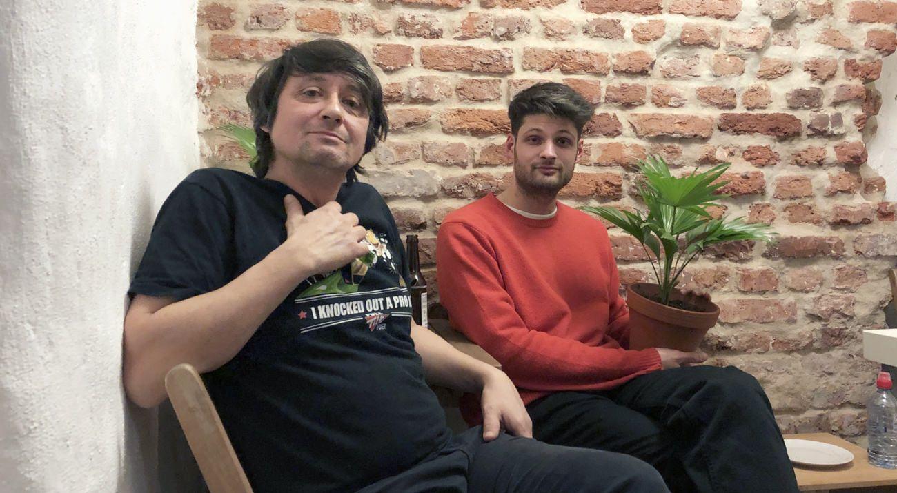 Implied Odds w/ Frank D'Arpino & Alex from Galax (February 2019)