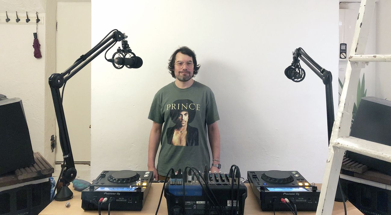 Müstique Frequencies w/ C. A. Ramirez (March 2019)