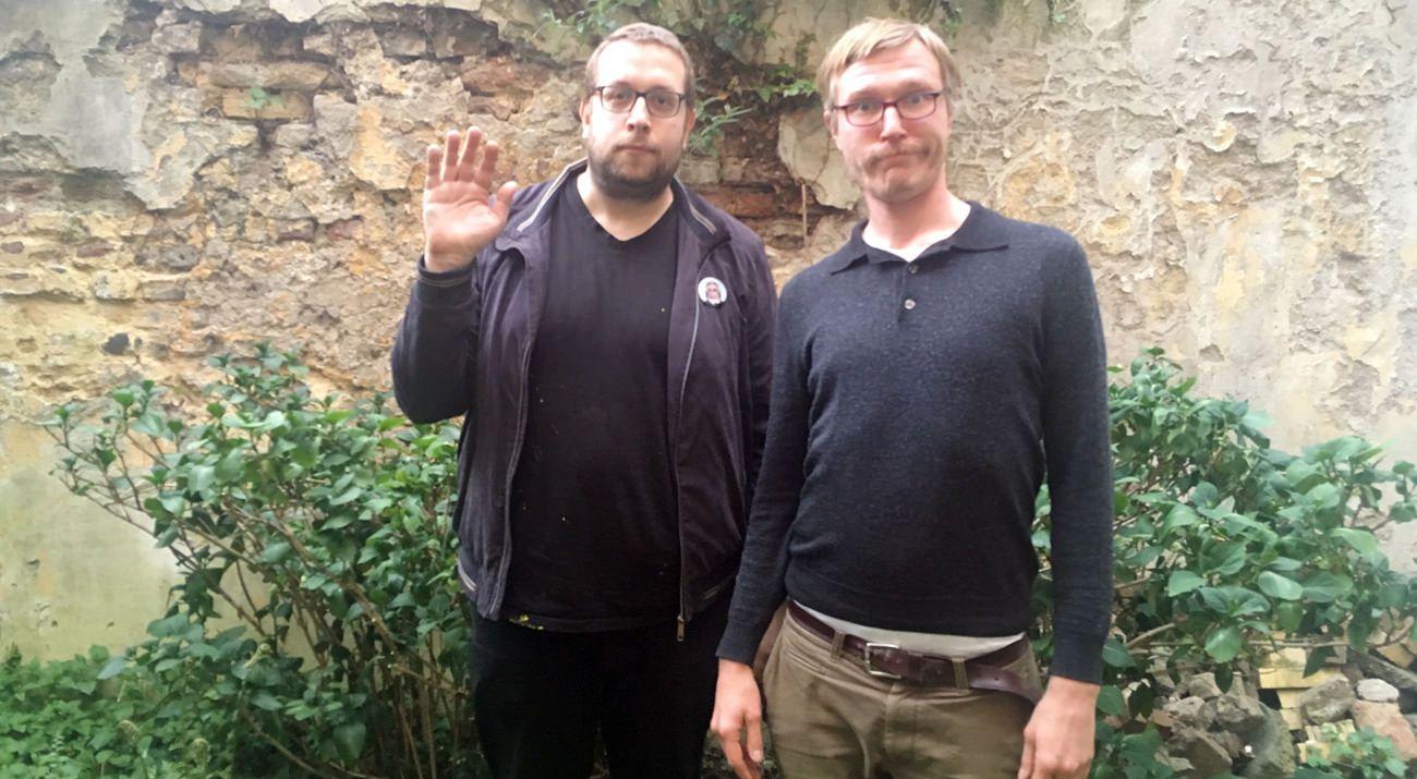 Ana Ott Radio - Experimental Underground in Portugal w/ Felix Möser & Dennis Dycks (April 2019)