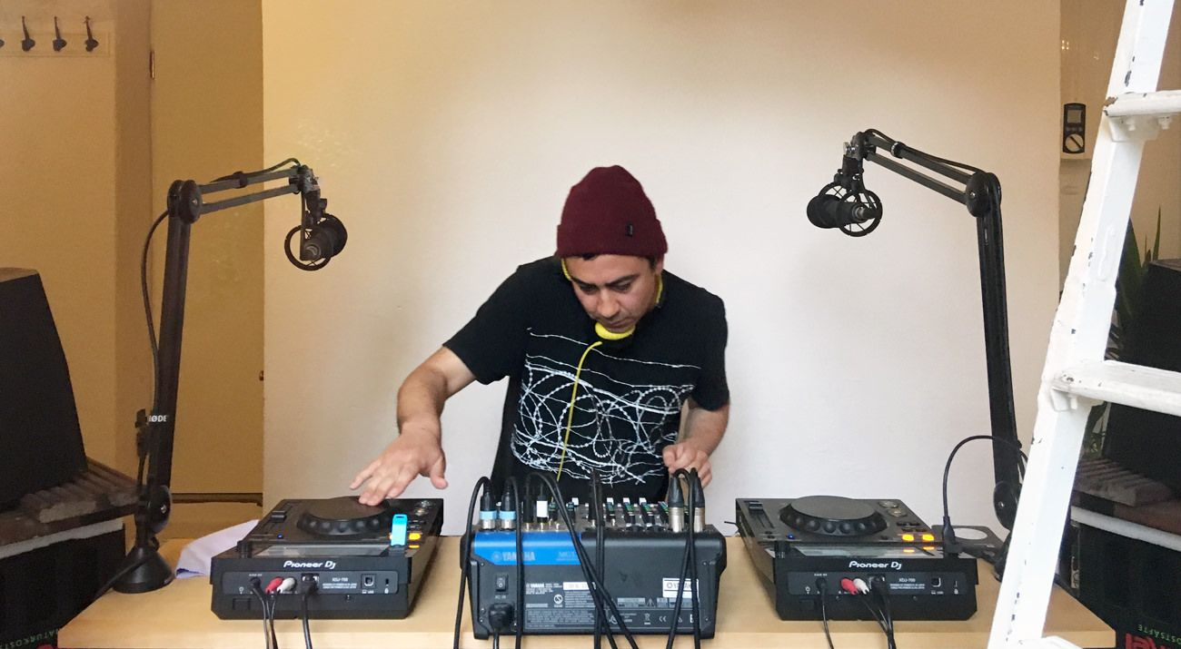 dublab Session w/ DJ Gab