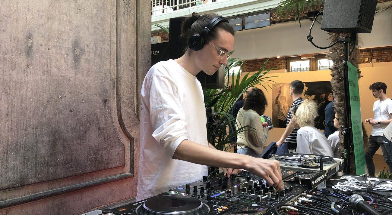 dublab x Kiosk Radio at Listen! Sound District w/ C. K.