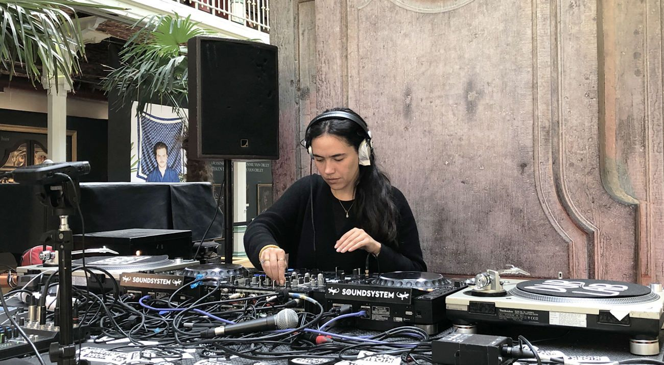 dublab x Kiosk Radio at Listen! Sound District w/ Laila Sakini