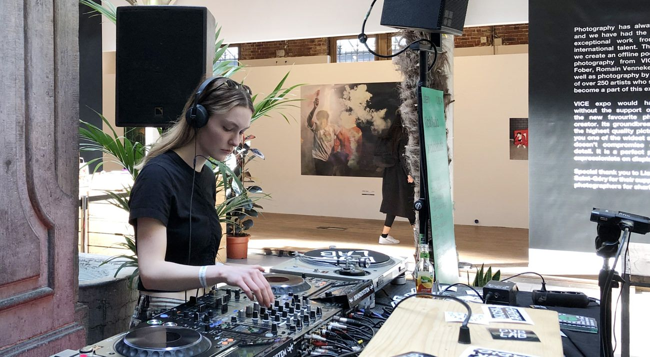 dublab x Kiosk Radio at Listen! Sound District w/ Lucia