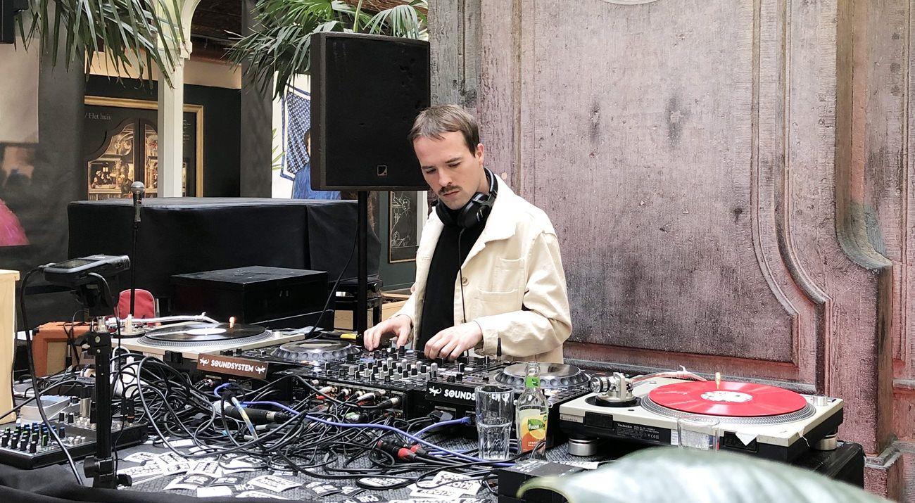 dublab x Kiosk Radio at Listen! Sound District w/ Milan W