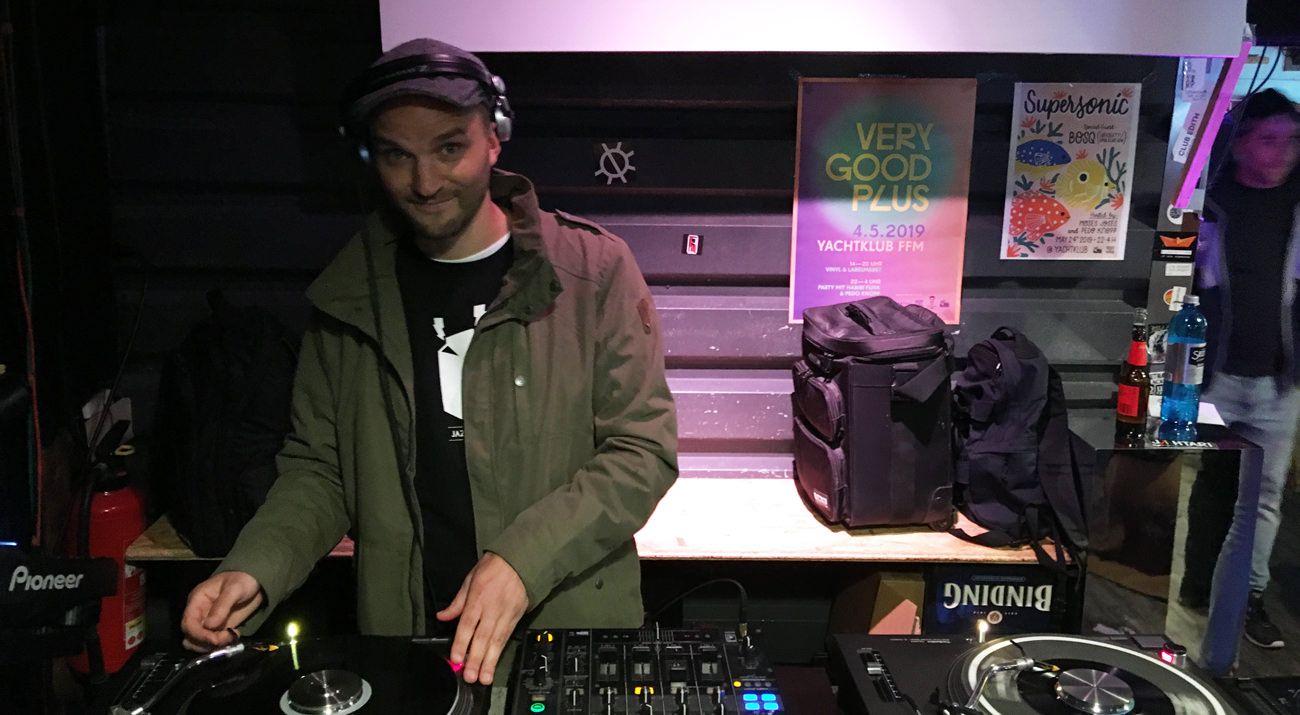 Dusty - Live from Very Good Plus Vinylmarket (FFM)