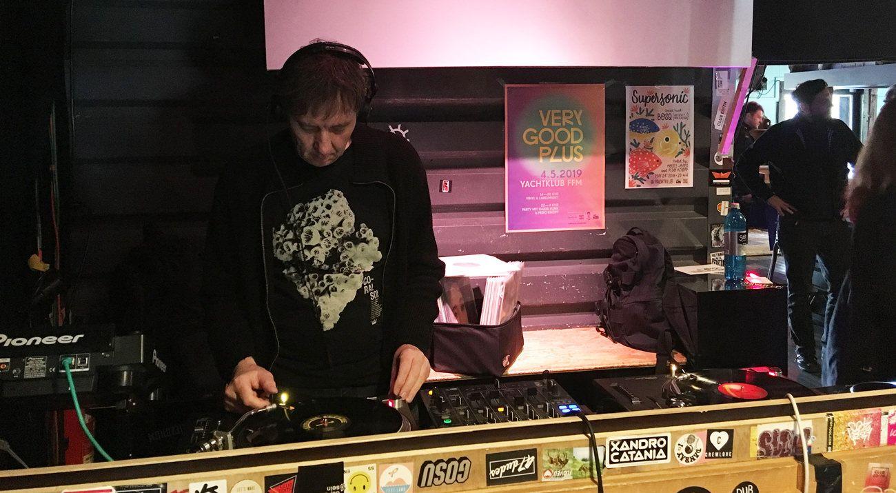 James Dean Brown - Live from Very Good Plus Vinylmarket (FFM)