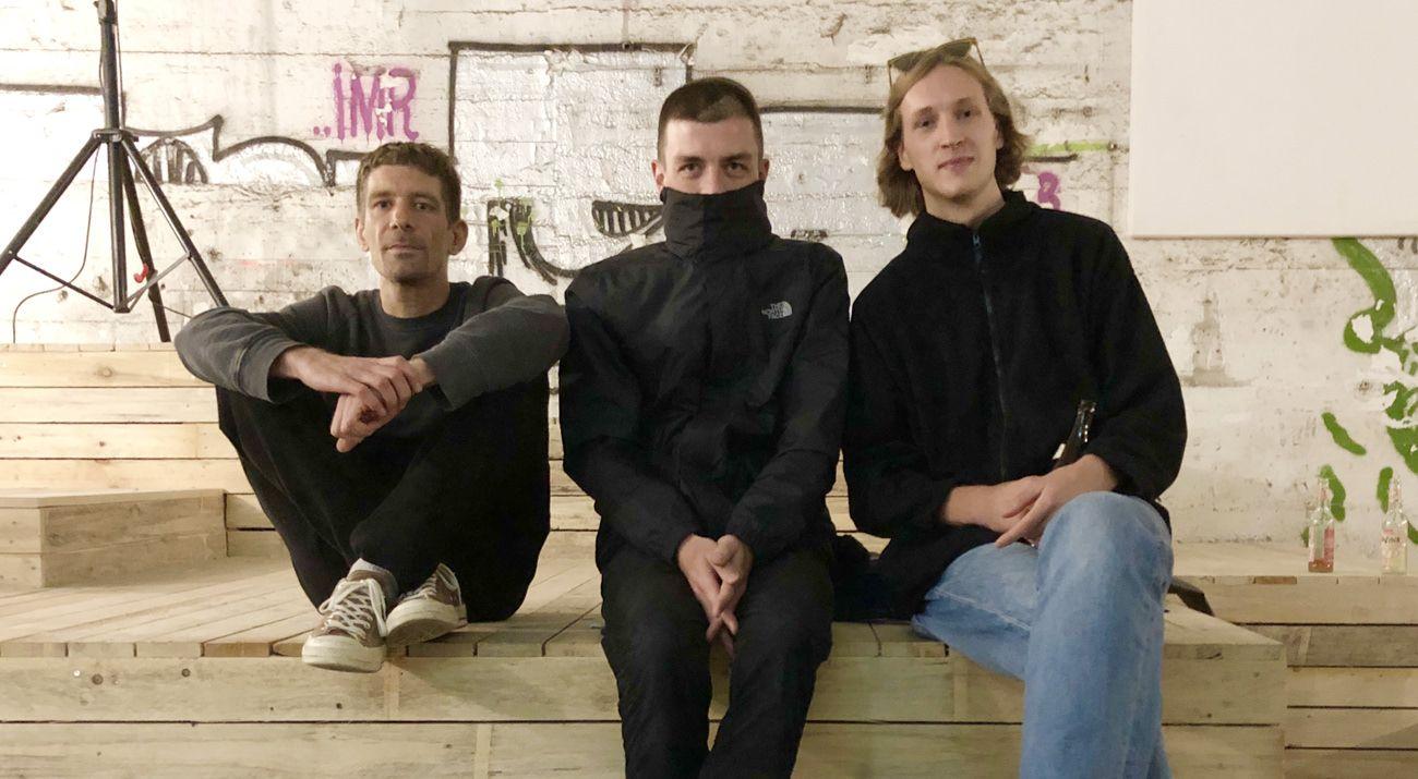 dublab Bogenradio - Staff Hour w/ Joscha Creutzfeldt, Oswin & Moritz M.