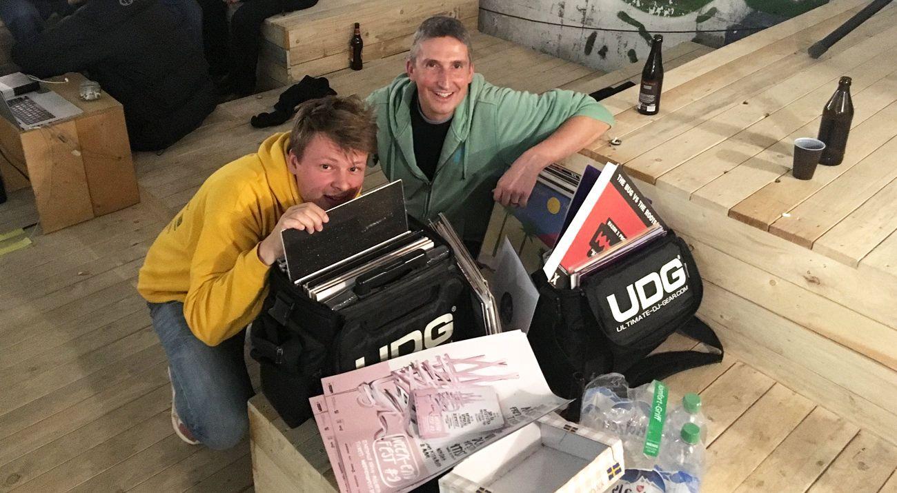 Topic Drift Radio w/ Vincent Grabowski & Jez Nicholl (September 2019)