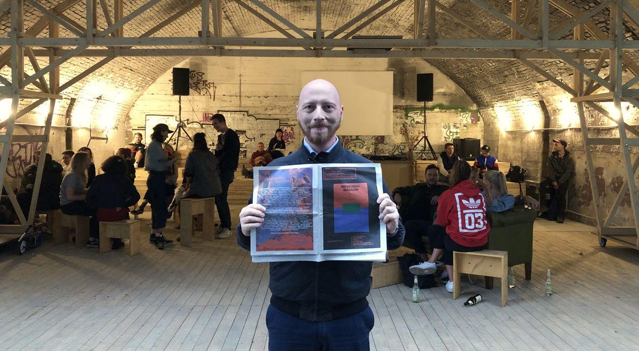 a-Musik Radio - Meakusma Festival 2019 Special w/ Philipp Höning (September 2019)