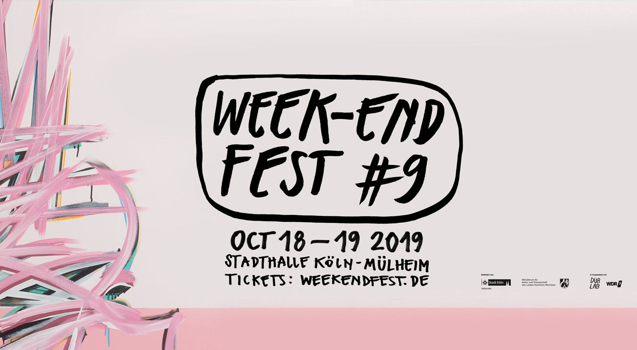 Song Cycle - Week-End Fest Special w/ Jan Lankisch (September 2019)