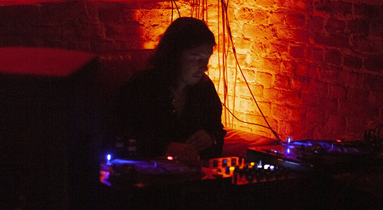 James Place at dublab Sleepless Floor (Meakusma Festival 2019)