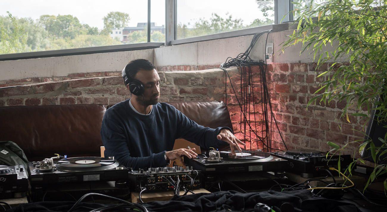 Nicholas Lewis at dublab Sleepless Floor (Meakusma Festival 2019)