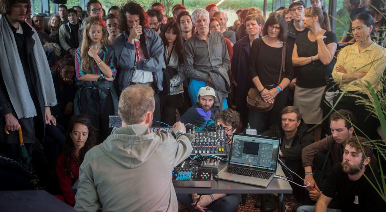 Piotr Kurek at dublab Sleepless Floor (Meakusma Festival 2019)