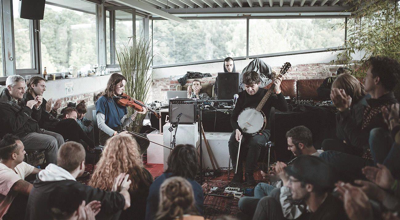 Sage-Alyte at dublab Sleepless Floor (Meakusma Festival 2019)