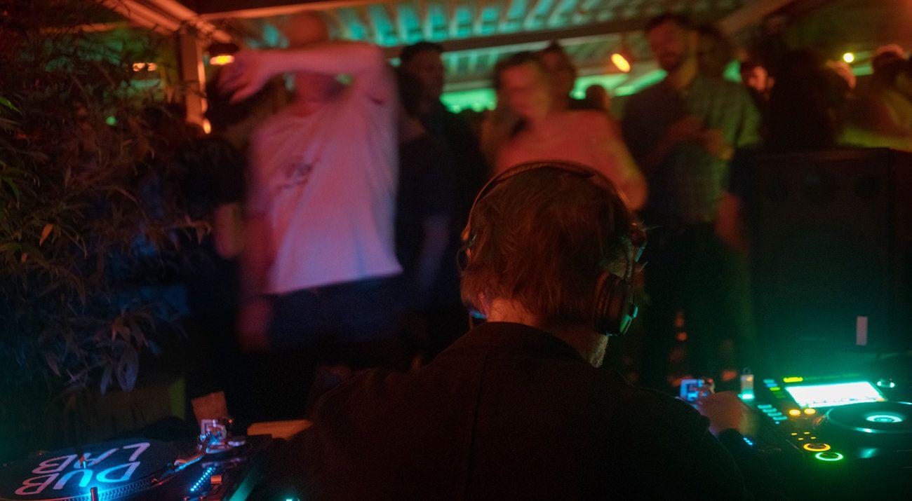 Tolouse Low Trax at dublab Sleepless Floor (Meakusma Festival 2019)
