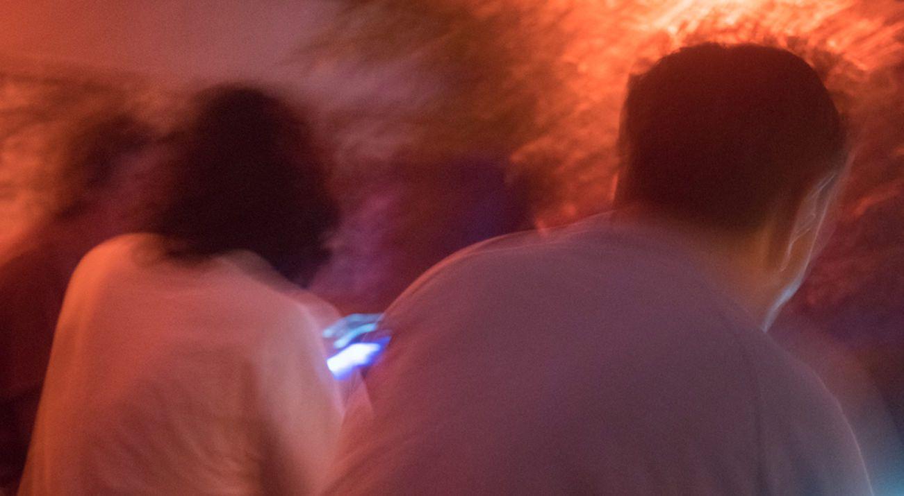 Wino Wagon DJs at dublab Sleepless Floor (Meakusma Festival 2019)