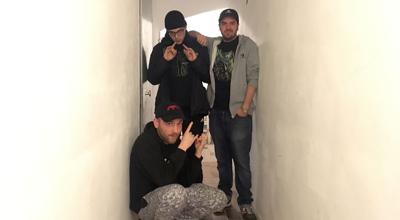 Tender Trap w/ Winneonetwo, Traya & Lenny (November 2019)